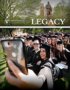 Thumbnail of Vanderbilt University's Legacy newsletter